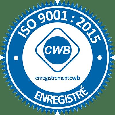 logo ISO 9001-2015